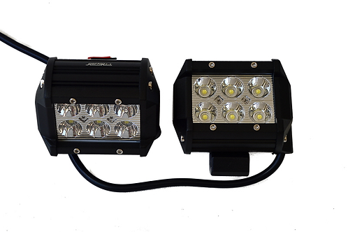 Raptor 4x4 LED werklampen