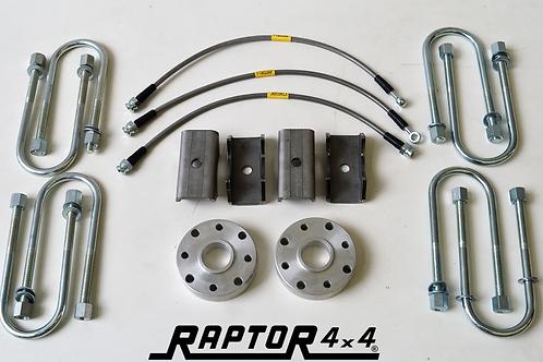 Raptor 4x4 Samurai Spoa-set
