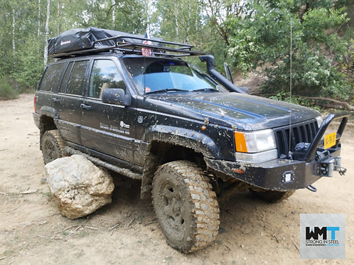 Jeep ZJ Rocksliders