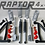 Thumbnail: Raptor 4x4 Vitara Verhogings set 3''