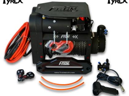Tyrex black series competitie touw(5445KG)