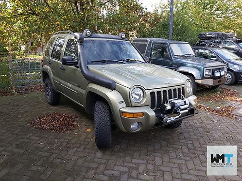 Jeep KJ voor bumper