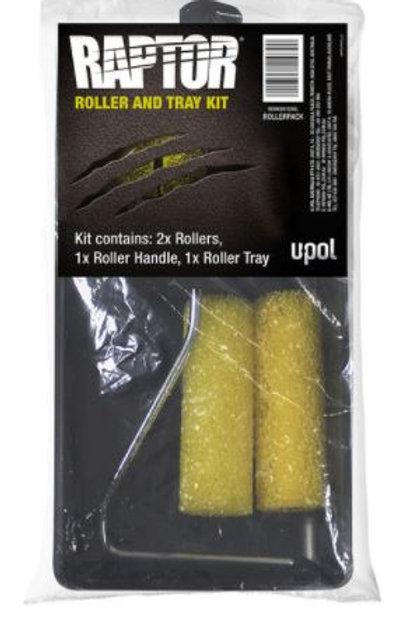 Raptor-liner roll-on kit