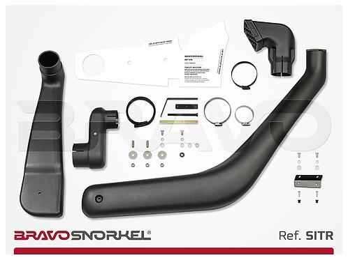 Bravo snorkels voor Opel Frontera A