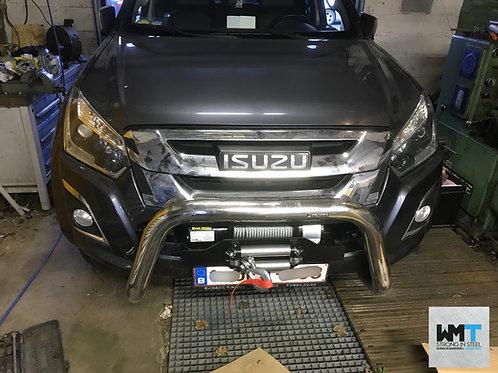 WMT Isuzu D-max lierplaat