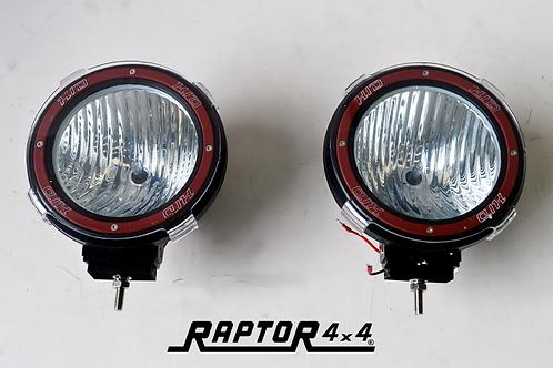 Raptor 4x4 Xenon verstraler set