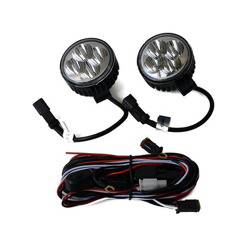 Raptor 4x4 LED Mini verstralers