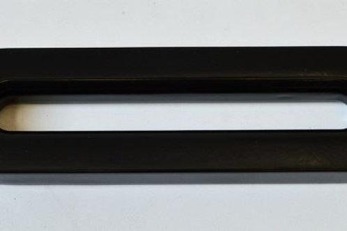Raptor 4x4 Tyrex liervenster zwart/alu