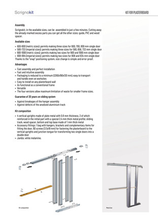 Scrigno Kit Brochure 2020-2