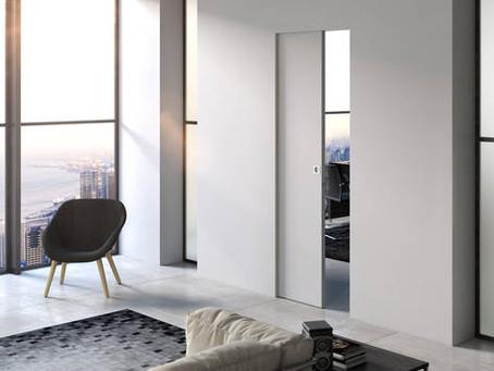 Can pocket doors be fire doors ?