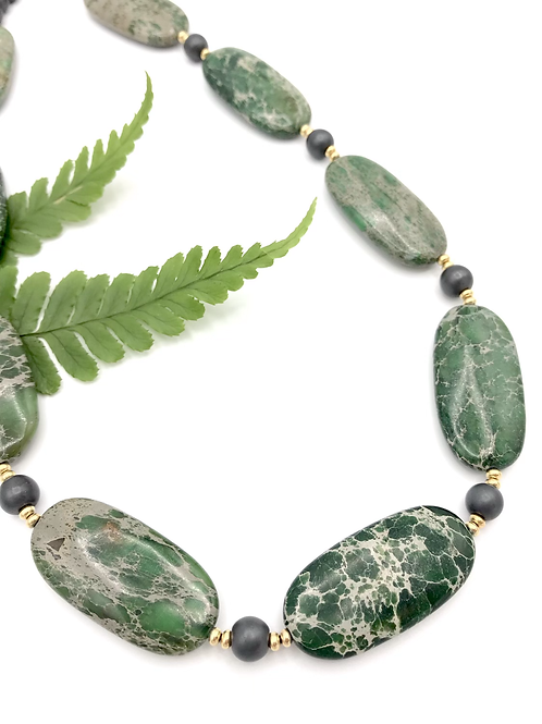 Green River Necklace