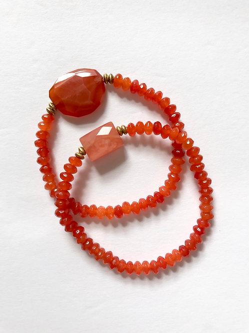 Firecracker Mini Stretchy Bracelet Set