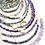 Thumbnail: Amethyst Crescent Necklace