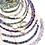Thumbnail: Iolite Half Moon Necklace