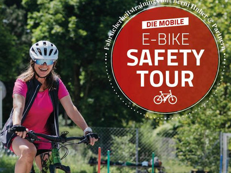 EBIKE SAFETY-TOUR