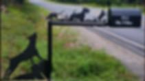 Our mailbox was manufactured by DeWitt Machine