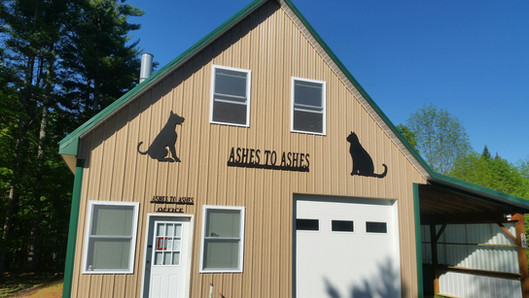 Ashes to Ashes Pet Crematory