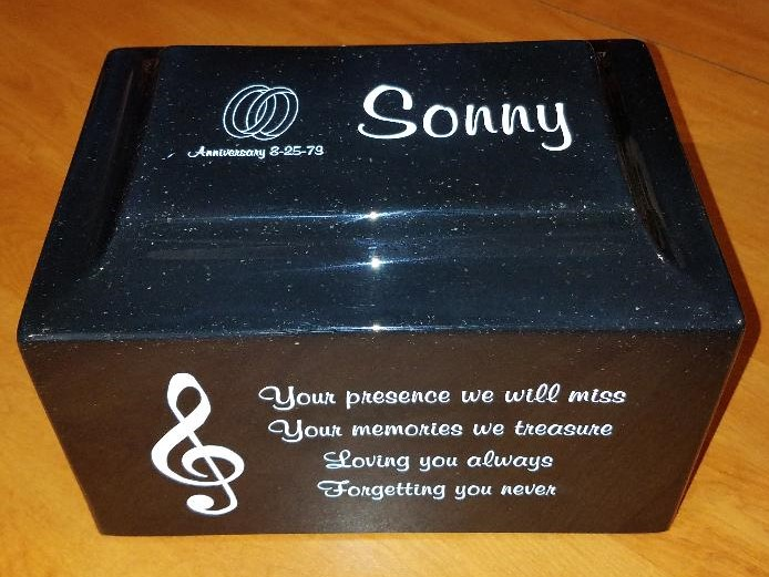Sonny - Top/Front View