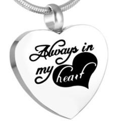 Charm AlwaysInMyHeart On Heart