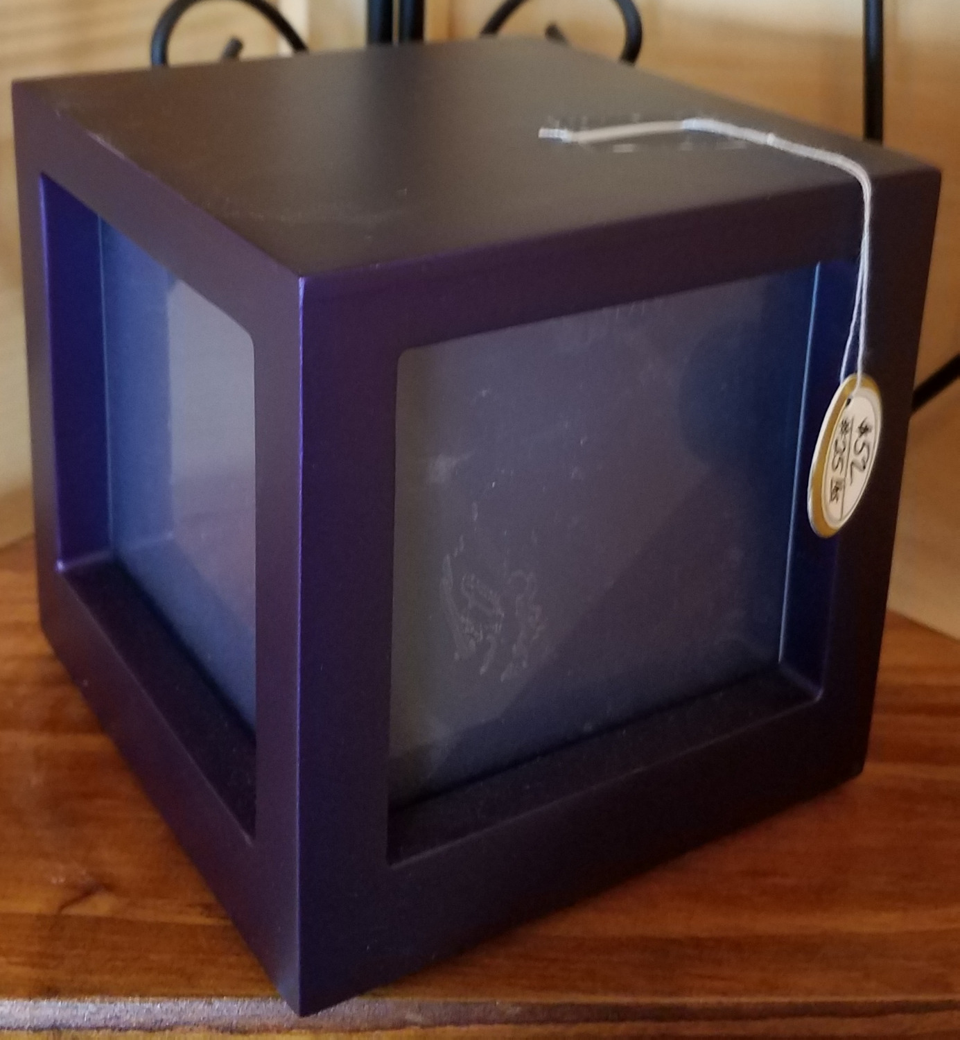 3 Photo Cube Urn - Small