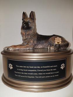 Breed Specific Shepherd Urn