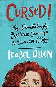Cursed - Novel by Idabel Allen