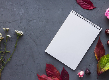 Writing For the First Time