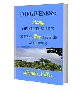 Forgiveness Workbook by Rhonda Miller