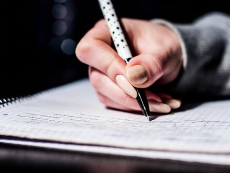 Becoming a Better Writer Through Journaling