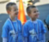 Happy boys Nick Teddy 5k