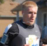 Male runner Nick Teddy 5k