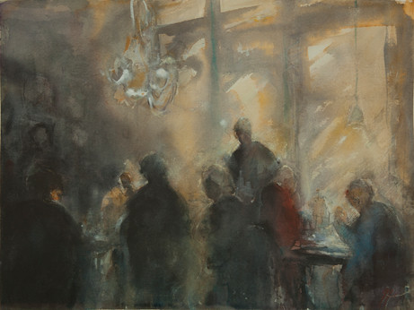 The Old Cafe - SOLD