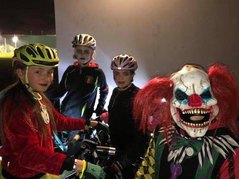 Spooky ride