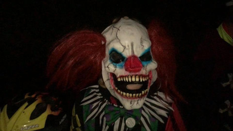 Scary Imps Clown