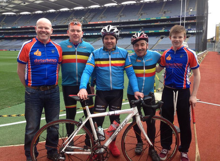 Club To Support deterMND on its Cycle from Belfast to Donegal