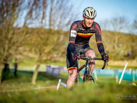 Brendan Doherty 5th At National Cross Champs In Glencullen