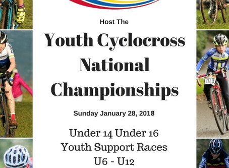 IRISH YOUTH CYCLO CROSS CHAMPIONSHIPS