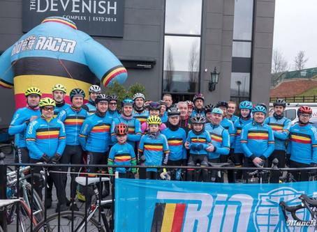 Charity Ride A Huge Success