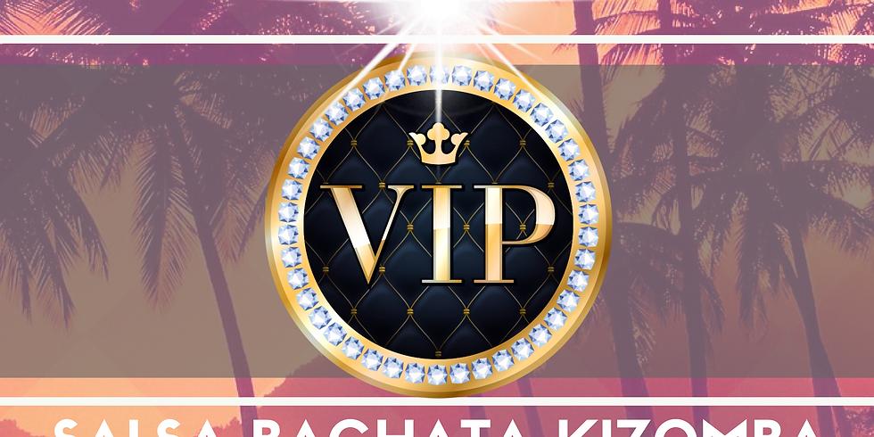 October VIP Salsa & Bachata Party