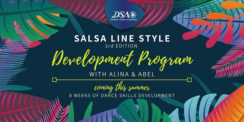 Salsa Development Program - 3rd edition