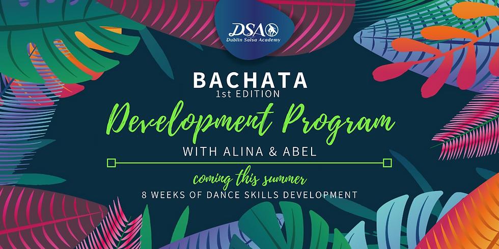 Bachata Development Program - 1st edition