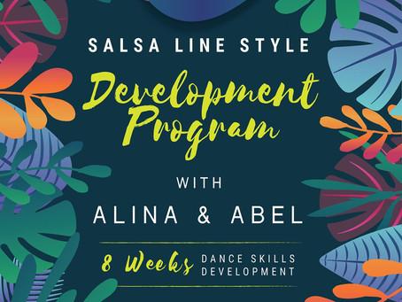 DSA Salsa Development Program starting this February 2020