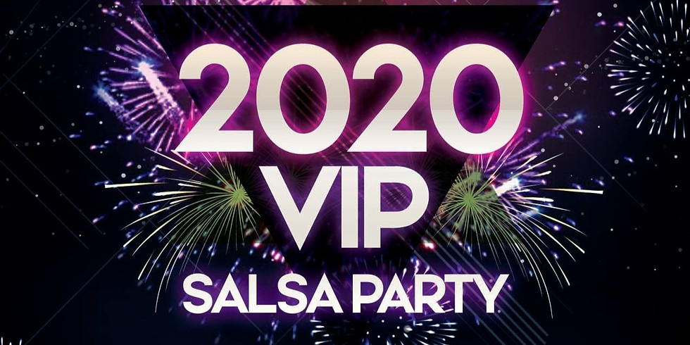 July VIP Salsa & Bachata Party