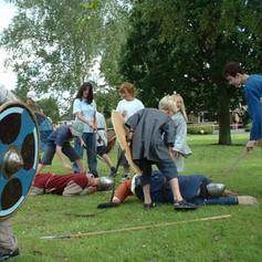 Saxon Struggle