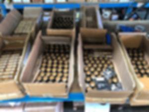 CNC machining brass fittings