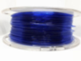 PETG plastic filament for 3D printing