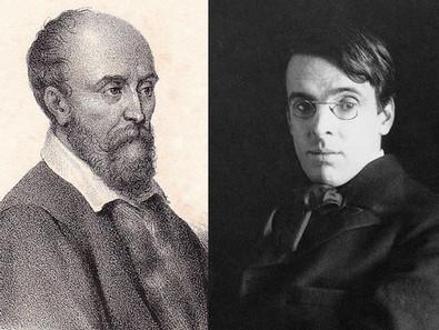 When You are Old  / William Butler Yeats  &  Quand vous serez bien vieille  / Pierre de Ronsard