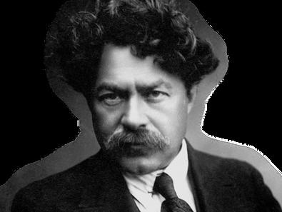 טשרניחובסקי - מחוללה של מהפכה