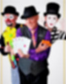 Dallas Texas professional Magician, Traditional French Mime, Clown and balloon twiester