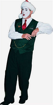 When it comes to the holiday seasons Magician Marty Westerman Dallas Texas can transforms into one of his holiday characters to bring in the holiday atmosphere including magic and balloons if requested